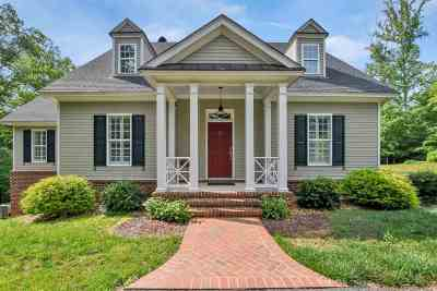 Fluvanna County Single Family Home For Sale: 1025 Pelham Dr
