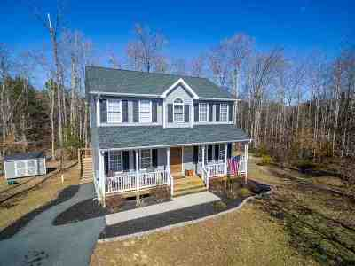 Fluvanna County Single Family Home For Sale: 42 Partridge Berry Ln
