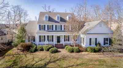 Albemarle County Single Family Home For Sale: 1318 Piper Way