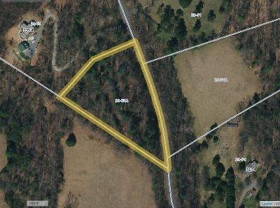 Charlottesville Lots & Land For Sale: 3352 Free Union Rd