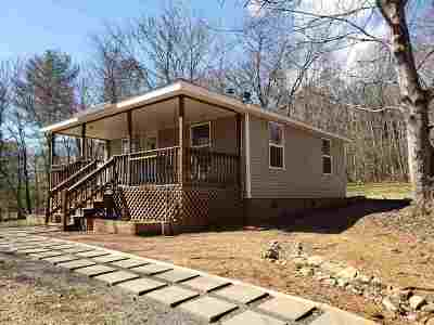 Charlottesville Single Family Home For Sale: 4888 Dick Woods Rd