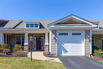 Louisa County Townhome For Sale: 240 Cottage Ct
