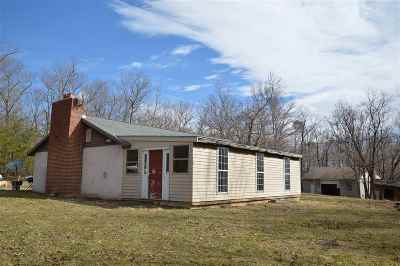 Page County Single Family Home For Sale: 328 Rifle Ln
