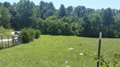 Nelson County Lots & Land For Sale: Rt. 706 Horseshoe Bend Rd