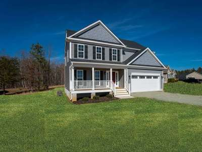 Fluvanna County Single Family Home For Sale: 258 Rosewood Dr