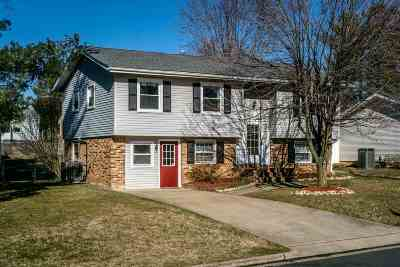 Harrisonburg Single Family Home For Sale: 835 Lee Ave