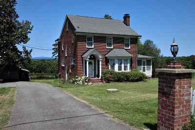 Single Family Home Pending: 14111 James Madison Hwy