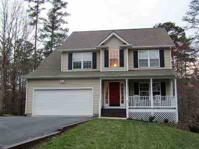 Fluvanna County Single Family Home For Sale: 4 Deerpath Rd