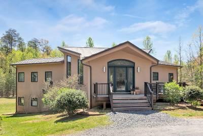 Albemarle County Single Family Home For Sale: 3023 Alberene Church Ln