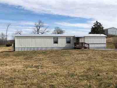 Broadway Single Family Home Sold: 9500 Phillips Store Rd
