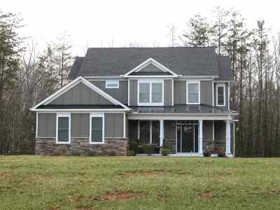 Fluvanna County Single Family Home For Sale: 8 Sclaters Ford Rd