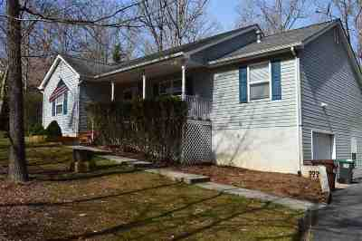 Fluvanna County Single Family Home For Sale: 16 Maplevale Dr