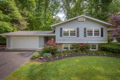 Charlottesville Single Family Home For Sale: 116 Vincennes Rd