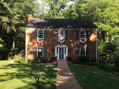 Charlottesville Single Family Home For Sale: 2506 Kerry Ln