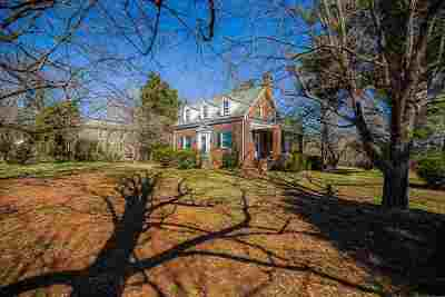 Gordonsville Single Family Home For Sale: 602 North Main St
