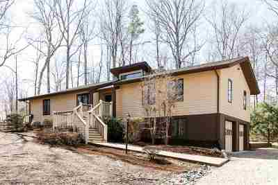 Fluvanna County Single Family Home For Sale: 12 Dogleg Rd