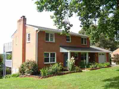 Single Family Home For Sale: 138 Vista Dr