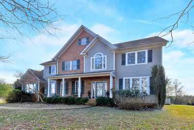 Albemarle County Single Family Home For Sale: 1563 Sunflower Fields Dr