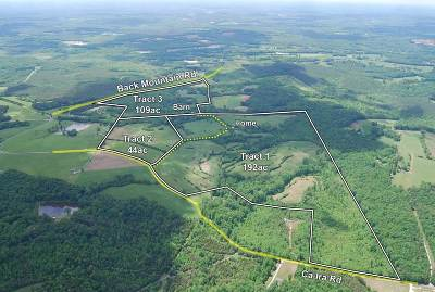 Buckingham County Lots & Land For Sale: 1515 Ca Ira Rd