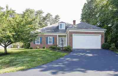 Glenmore (Albemarle), Keswick Farms, Keswick Estate, Keswick Royal Acres Single Family Home For Sale: 3396 Dunscroft Ct