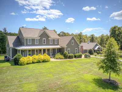 Charlottesville Single Family Home For Sale: 285 Llama Farm Rd
