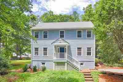 Albemarle County Single Family Home For Sale: 1884 Decca Ln