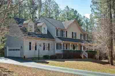 Albemarle County Single Family Home Pending: 3761 Ashleigh Way Rd