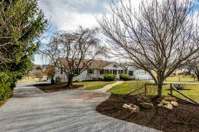 Penn Laird Single Family Home Sold: 3841 Bull Run Rd