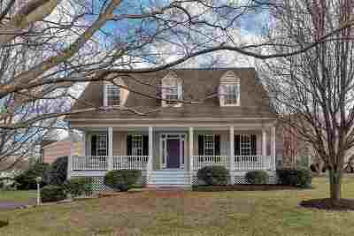 Albemarle County Single Family Home For Sale: 335 Grayrock Dr