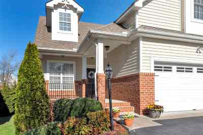 Louisa County Townhome For Sale: 16 Cattail Loop