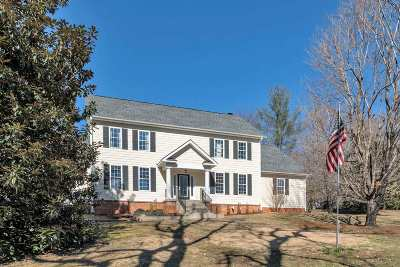 Albemarle County Single Family Home For Sale: 401 Key West Dr