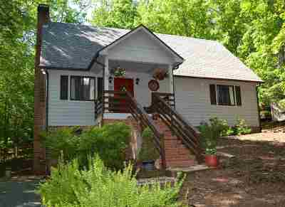 Fluvanna County Single Family Home For Sale: 78 Ponderosa Ln