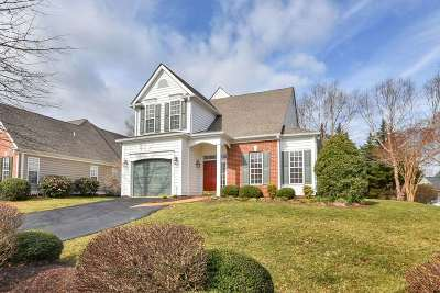 Albemarle County Single Family Home Pending: 1313 Courtyard Dr