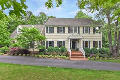 Charlottesville Single Family Home For Sale: 2415 Harmony Dr