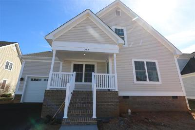Staunton VA Single Family Home For Sale: $267,500