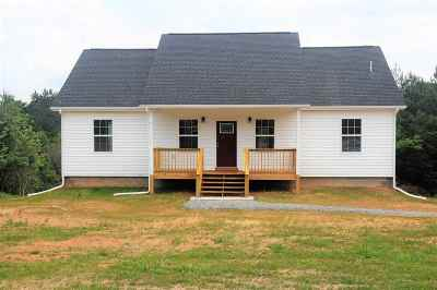 Louisa County Single Family Home For Sale: 67 Holly Springs Dr