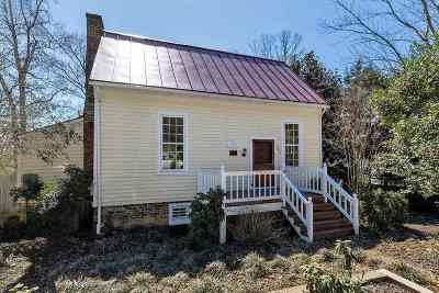 Albemarle County Single Family Home For Sale: 345 East Main St