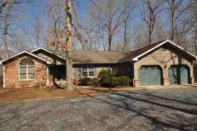 Fluvanna County Single Family Home For Sale: 15 Woodridge Rd