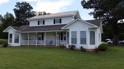 Fluvanna County Single Family Home For Sale: 1285 Sclaters Ford Rd