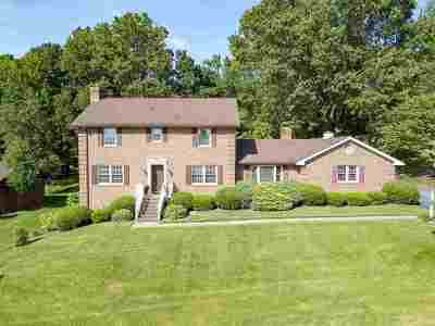Harrisonburg Single Family Home For Sale: 812 Greenbriar Dr
