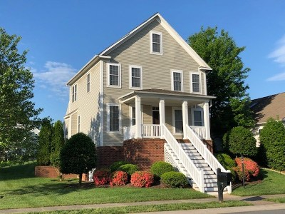 Louisa County Single Family Home For Sale: 81 Villa Ave