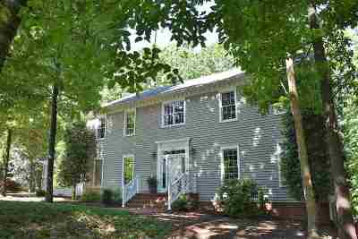 Harrisonburg Single Family Home For Sale: 1144 Nelson Dr