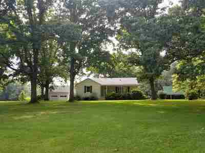 Albemarle County Single Family Home For Sale: 6058 Free Union Rd