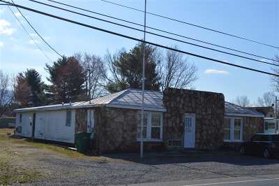 Rockingham County Commercial For Sale: 700-A Dogwood Ave