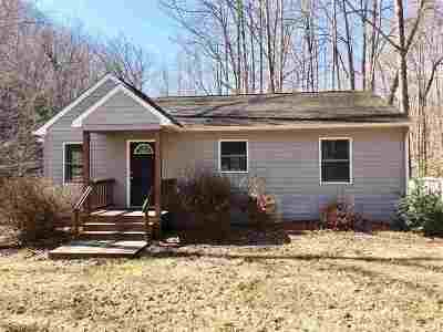 Nelson County Single Family Home For Sale: 1679 Hill Hollow Rd