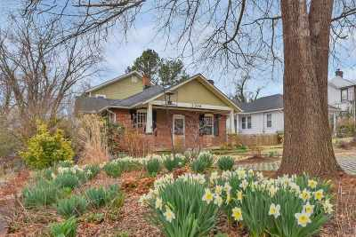 Charlottesville Single Family Home For Sale: 2316 Price Ave
