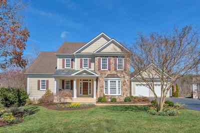 Glenmore (Albemarle) Single Family Home For Sale: 3524 Glasgow Ln