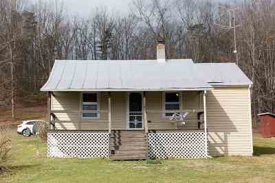 Mount Solon VA Single Family Home For Sale: $125,000