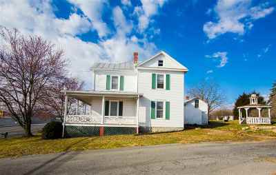 Harrisonburg Single Family Home For Sale: 1117 S High St
