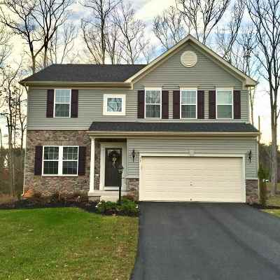 Fluvanna County Single Family Home For Sale: 71 Rosalyn Way
